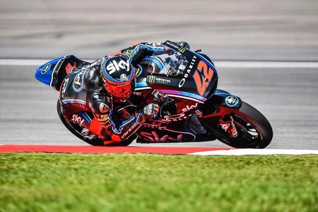 Francesco Bagnaia Moto2 Motogp Malasia 2017
