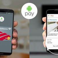 Android Pay y PayPal unen fuerzas para facilitar los pagos con el móvil