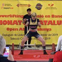 Así se vive una competición de powerlifting desde dentro