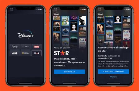 Star ya está en Disney+ en España: así es el nuevo apartado con películas y series adultas que trae 4K y HDR en un gran catálogo
