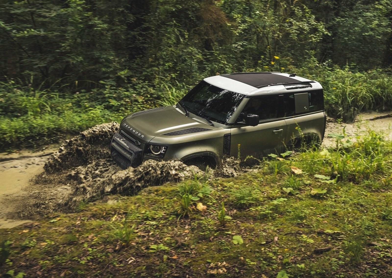 Foto de Land Rover Defender 2020 (41/60)