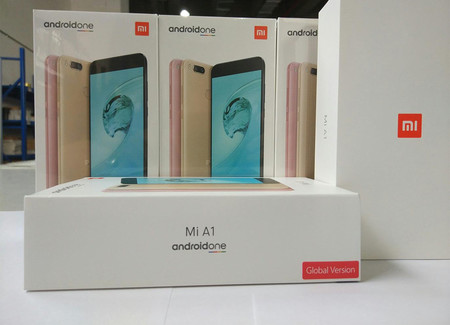 Mia1 Android One