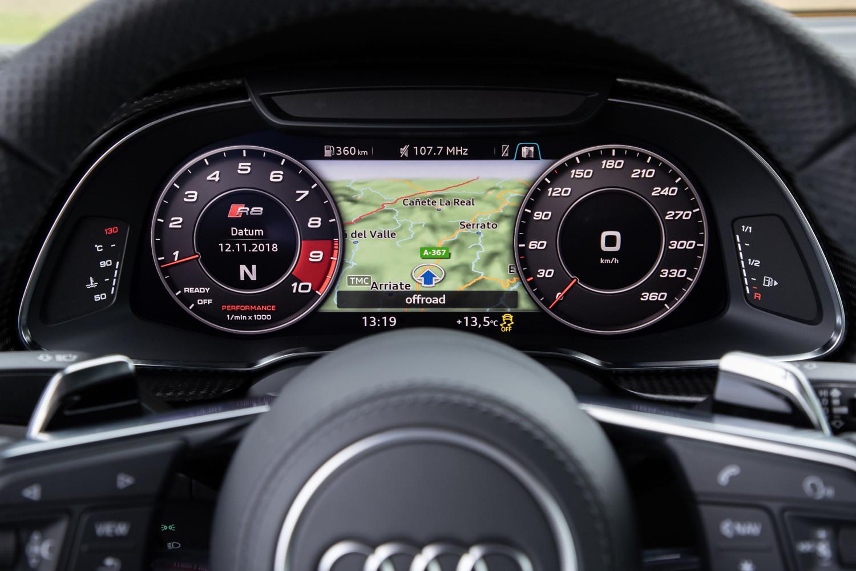 Foto de Audi R8 2019, toma de contacto (51/188)
