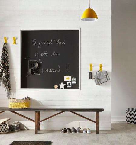 Una habitación infantil o juvenil a la última: crea contrastes con el estilo gráfico