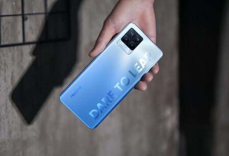 Realme 8 Pro: los 108 megapíxeles llegan a la marca prolongando el potencial de la gama media 4G