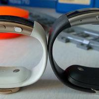 Este vídeo muestra un curioso prototipo de la Microsoft Band 2, en blanco y dorado
