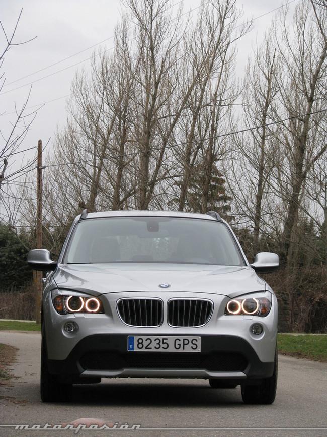 Foto de BMW X1 xDrive23d (prueba) (12/34)