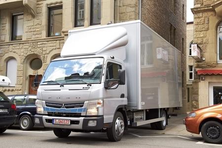 Fuso Canter EcoHybrid: El nuevo camión híbrido de Daimler