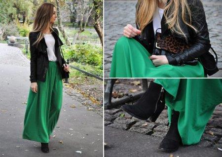 Karina Moda en la calle