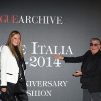 Eva Cavalli y Roberto Cavalli