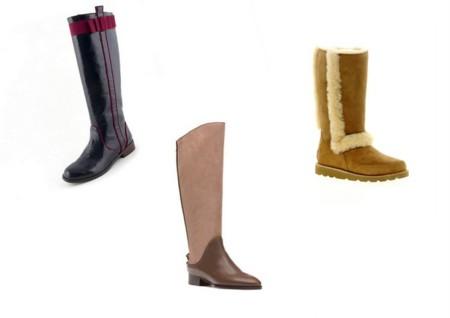 3f522ffe7d La comodidad de las botas planas es indudable. Son ideales para looks  casuals y para utilizar con cualquier tipo de prenda. Para las que no somos  fans del ...