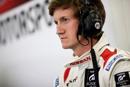 """Lucas Ordóñez: """"este ha sido mi Le Mans más duro"""""""