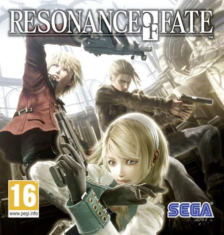 Resonance of Fate cover