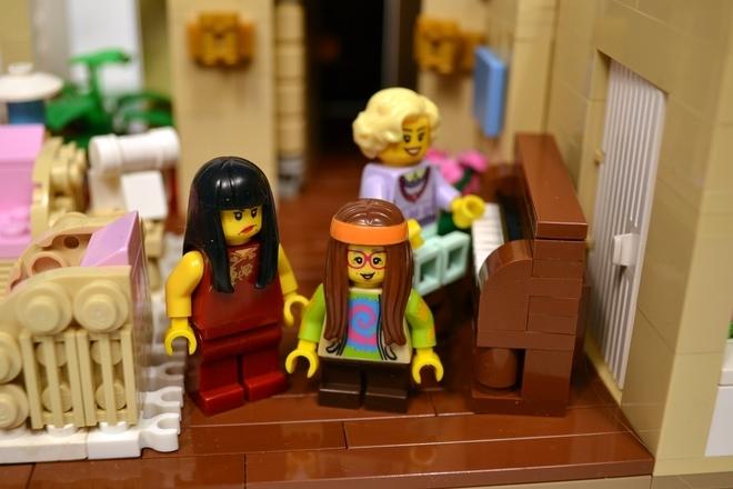 Foto de La versión LEGO de 'Las chicas de oro' (13/19)