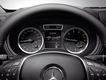 Control de crucero Mercedes-Benz