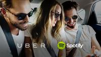 ¿Utilizas Uber en México? ahora podrás escuchar tu música de Spotify en el viaje