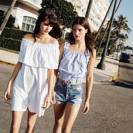 H&M propone looks desenfadados, sencillos y muy estilosos para esta entrada de verano 2017