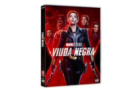 Viuda Negra Dvd