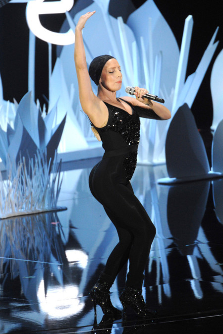 Strass Lady Gaga MTV Video Music Awards 2013