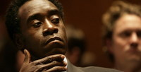 'Iron Man 2', Don Cheadle sustituye a Terrence Howard