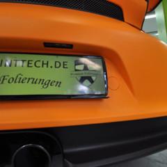 Foto 10 de 12 de la galería porsche-911-gt3-rs-naranja-mate en Motorpasión