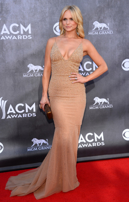 Miranda Lambert Academy of Country Music Awards 2014