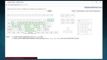 Keyboardtester