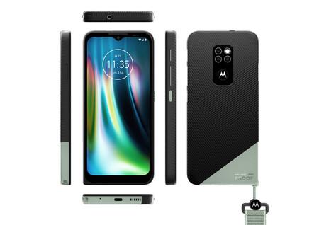 Motorola Defy 2021 Ultra Resistente Caracteristicas Tecnicas