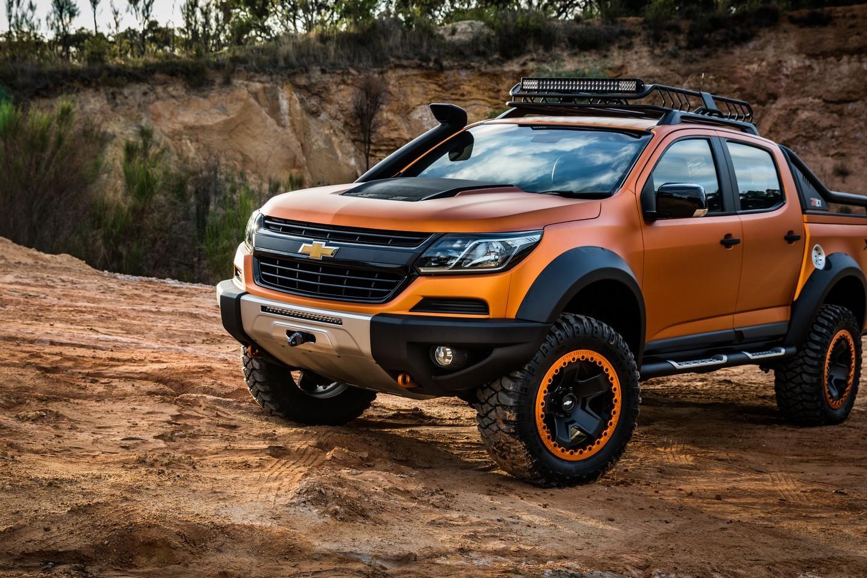 28 fotos más de Chevrolet Colorado Xtreme Concept