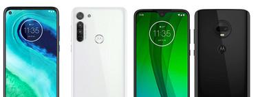 Del Moto G7 al Moto G8: todo lo que ha cambiado en el abanderado de la gama media de Motorola
