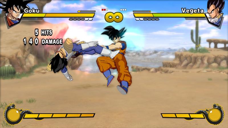 Foto de Dragon Ball Z: Burst Limit (13/109)