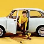 50 años de culo-pollo,  el SEAT 850 cumple medio siglo