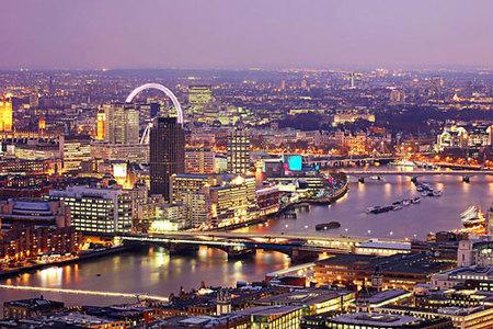 Las mejores vistas de Londres (II)