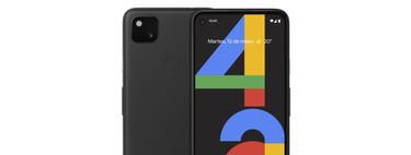 Google Pixel 4a: el nuevo teléfono económico de Google apuesta por la pantalla perforada y repite con una sola cámara