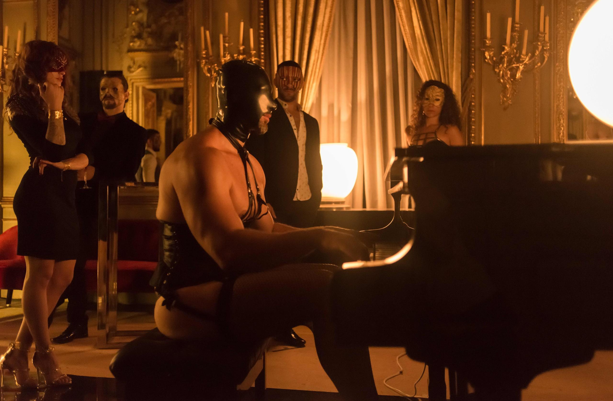 Foto de 'Instinto': imágenes de la serie erótica de Movistar liderada por Mario Casas (7/18)
