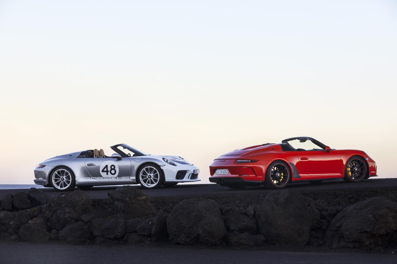 Foto de Porsche 911 Speedster 2019 (21/43)