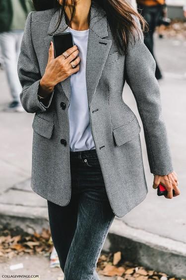 Los blazers de Balenciaga conquistan las calles de Paris
