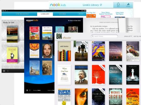 Las aplicaciones de libros y e-readers se transforman ante la presión de Apple (pero evitan vender a través de iTunes)