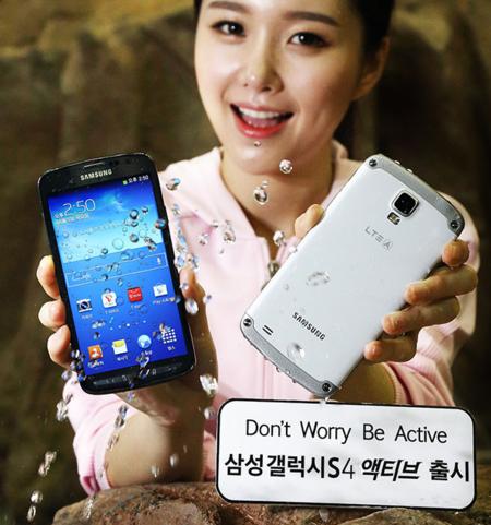 Samsung Galaxy S4 Active Snapdragon 800