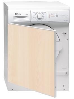 lavadora panelable balay