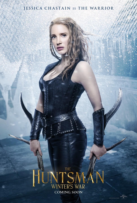 Foto de Carteles de 'Las crónicas de Blancanieves: El cazador y la reina de hielo' (4/11)