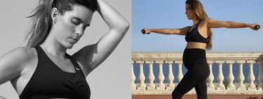 Nike presenta su primera colección dedicada a la maternidad: prendas de deporte para el embarazo y el postparto