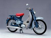 Honda Cub, cincuenta años - sesenta millones de unidades
