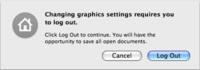 El nuevo MacBook Pro requiere un cierre de sesión para 'cambiar' de gráfica