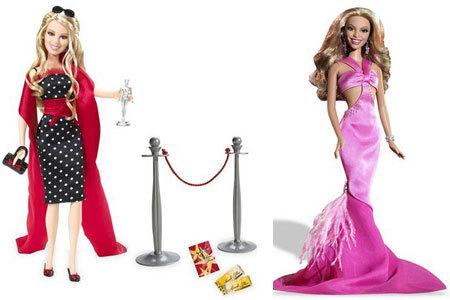 """Hilary Duff y Beyonce """"Barbies"""""""