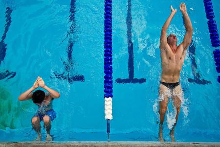 Nadar es bueno para bajar de peso