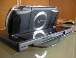 Lección de bricolaje para recargar la PSP