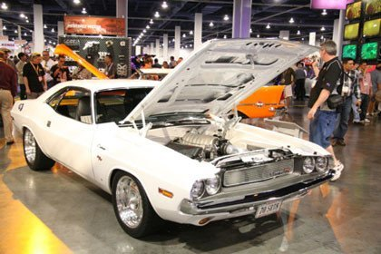1970 Dodge Challenger SRT8 by Henry County Rods