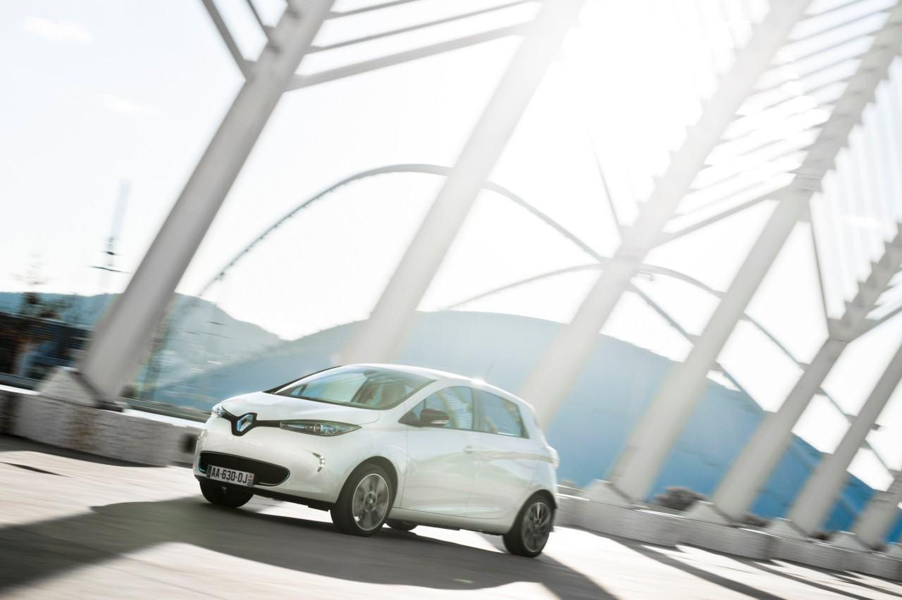 Foto de Renault ZOE (79/151)
