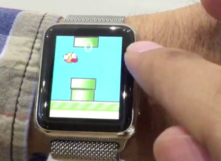 Admitelo, estabas deseando poder jugar a Flappy Bird en tu Apple Watch